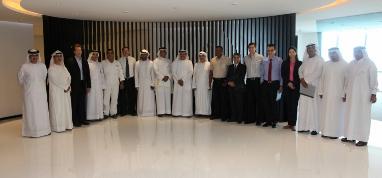 The Dubai Council for Marine & Maritime Industries holds membership meeting